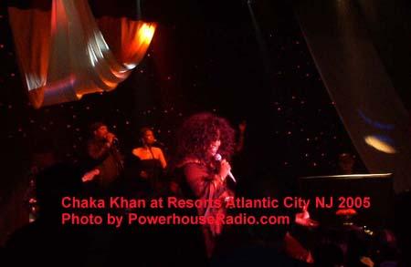 Chaka Khan, 2005