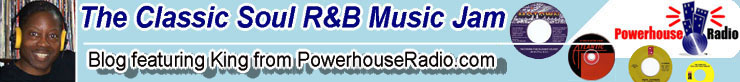 Classic Soul R&B Music Jam Blog