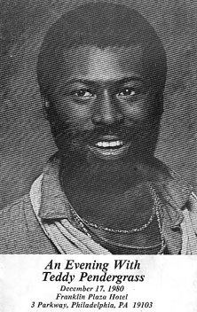An evening with Teddy Pendergrass salute