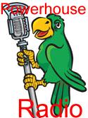 Powerhouse Radio's Perky Parrot has a big mouth
