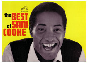 Sam Cooke - Blue Moon -Love You Most of All